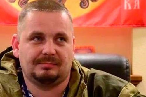 Умер лидер террористов ДНР по прозвищу Боцман
