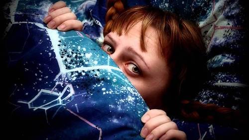 Основные причины ночных кошмаров