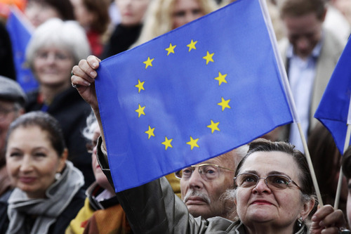 Украина получит предложение по безвизовому режиму только после референдума в Нидерландах