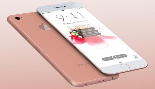 iPhone 7: подробности дизайна и функций смартфона