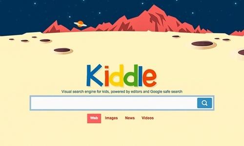 Google выпустил «Киддл» — детскую версию своего поисковика