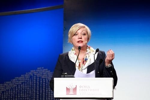 Банк Гонтаревой удвоил прибыль в 2015 году