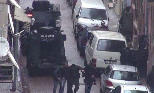 Вооруженные бандиты  ограбили в Аргентине целый город