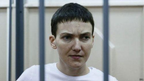 Создавайте новую Украину: Савченко написала трогательное письмо подруге