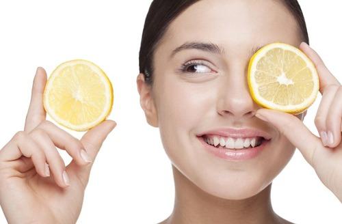 Лимон поможет стать красивее