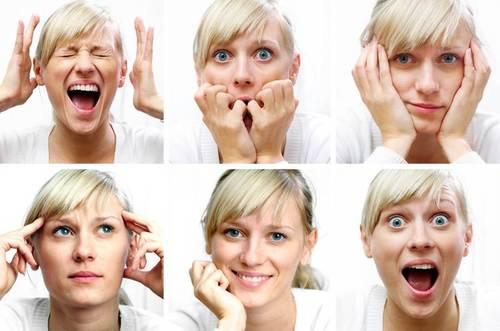 Как влияют на тело наши эмоции
