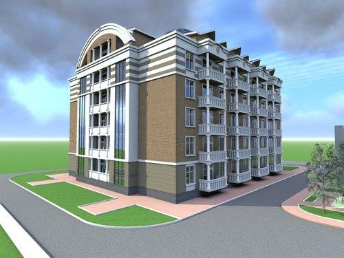 Германия модернизирует 25 многоквартирных домов в Украине