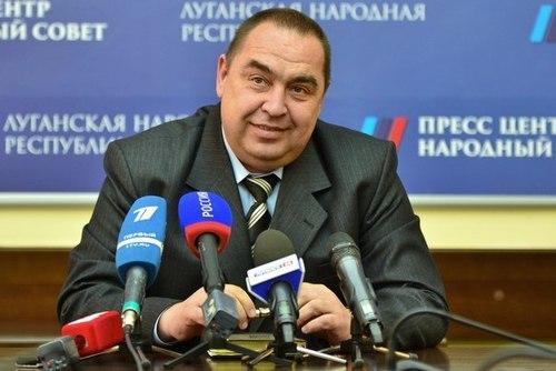 СБУ: К Плотницкому могут применить принудительный привод на допрос