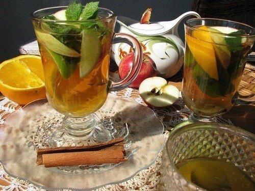 Мамины секреты «5 лучших рецептов чая»