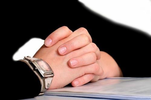 """Тест про характер """"на пальцах"""""""