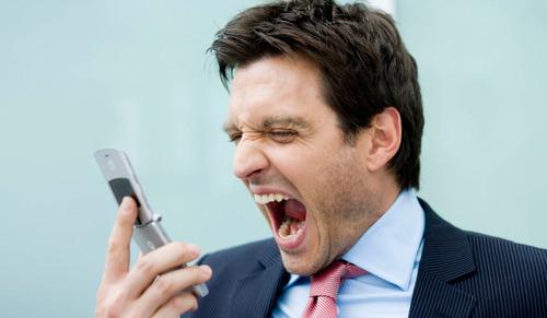 Почему люди так громко разговаривают по мобильному?