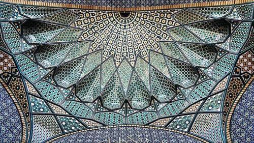 Красота иранских мечетей
