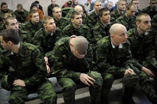 Депутаты предлагают освободить от военного призыва родственников погибших в АТО