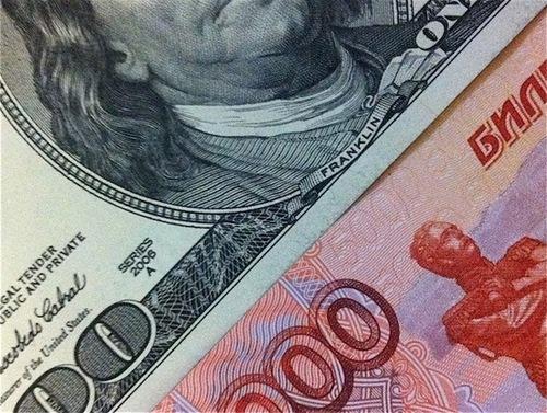 Bloomberg предрекает рублю новый обвал