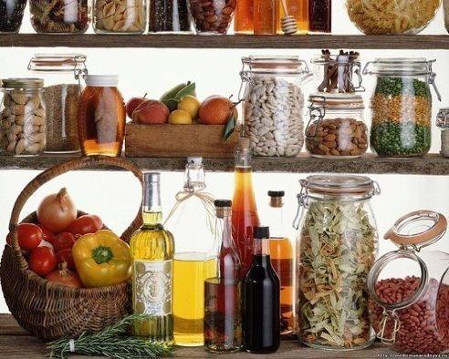 Ищем лекарства на кухне