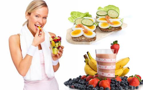 Три заповеди здорового питания