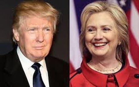 Трамп и Клинтон бьют рекорды отторжения