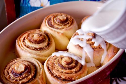 Булочки на завтрак: три вкусные идеи