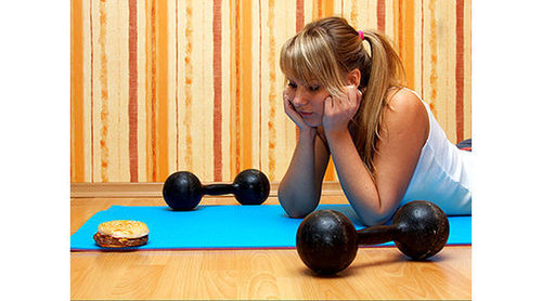 Эффективные занятия спортом дома