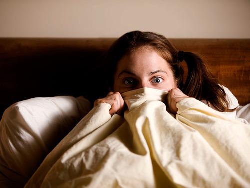 Ученые назвали причины ночных кошмаров