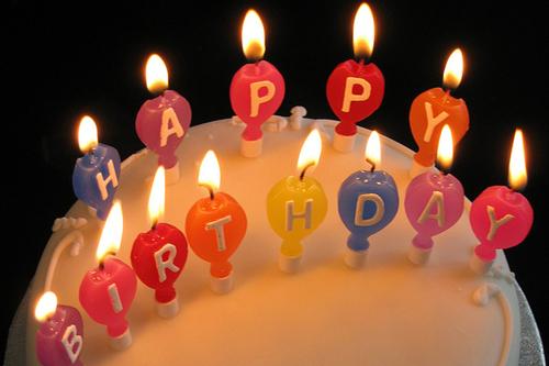 Такой желанный, нежеланный день рождения