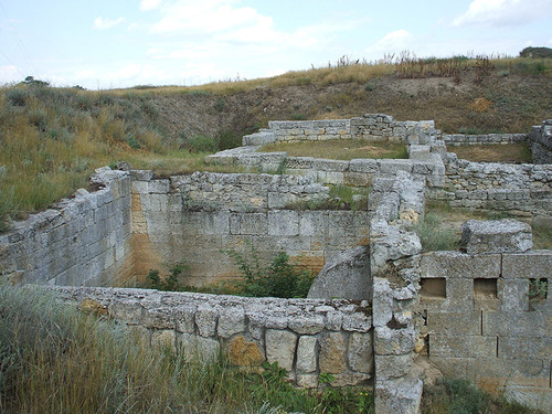 Ольвия — Древняя Греция в Украине