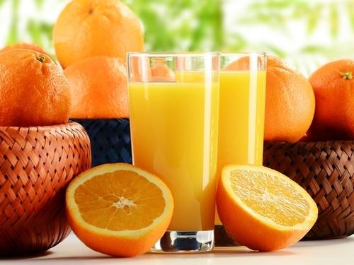 Чем полезен апельсиновый сок?