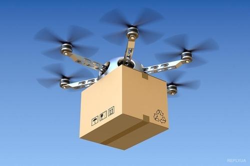 """""""Укрпочта"""" тестирует доставку посылок дронами"""