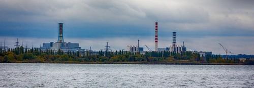 Экстренно остановлен первый блок Курской АЭС