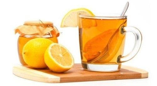 Календула с лимоном от давления