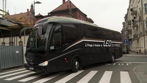 Чешская компания запускает дешевые автобусные рейсы из Львова в Вену и Прагу