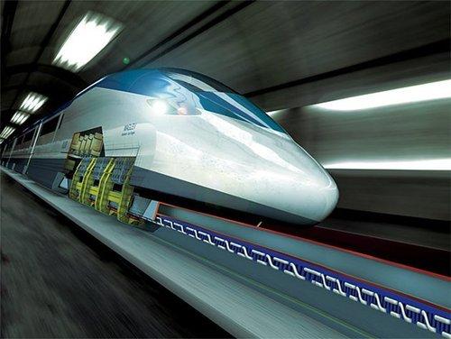9 самых инновационных и необычных поездов планеты