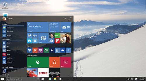 Исполнилась мечта Microsoft