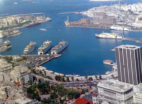Украина откроет паромное сообщение с Грецией