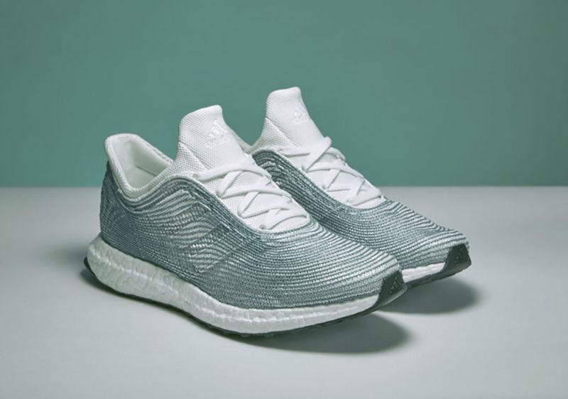 6b28d93a Adidas выпустит кроссовки из мусора - Новости Спектр