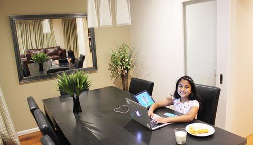 Анвита Виджай: Разработчица приложений для Apple, которой 9 лет