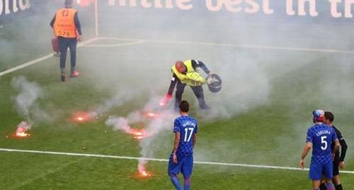 Евро - 2016. Хорваты под прицелом