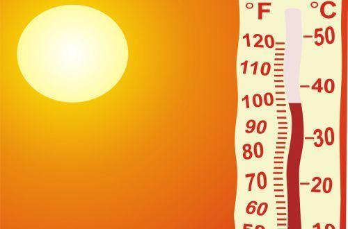 Вы плохо переносите жару?