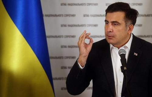 """""""На любых следующих выборах в Верховную Раду старый политический класс будет сметен"""", - Михеил Саакашвили"""