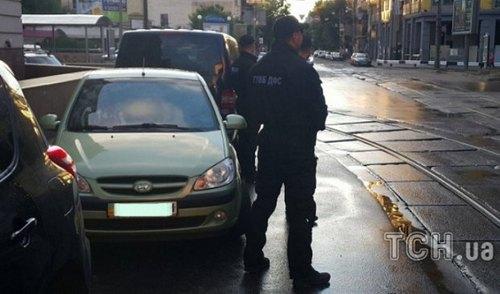 В задержана Киеве сотрудница ГФС при получении взятки