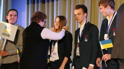 На Міжнародному турнірі юних фізиків команда з Харкова виборола бронзу