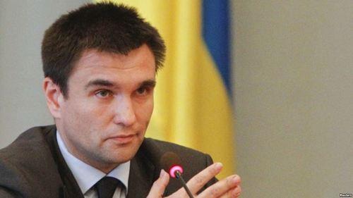 НАТО готовит для Украины всеохватывающий пакет помощи, — Климкин