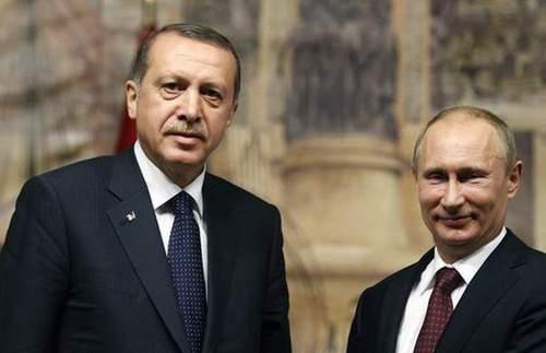 """""""Единственным полноценным союзником Эрдогана в Европе станет Путин"""" - Павел Мезерин"""