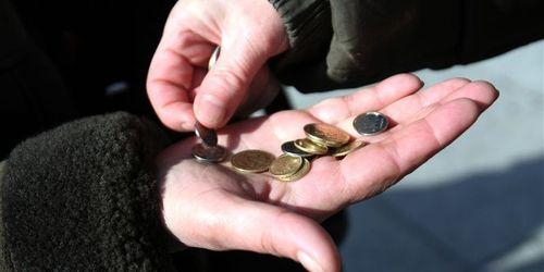 Госстат подсчитал, сколько украинцев считают себя бедными