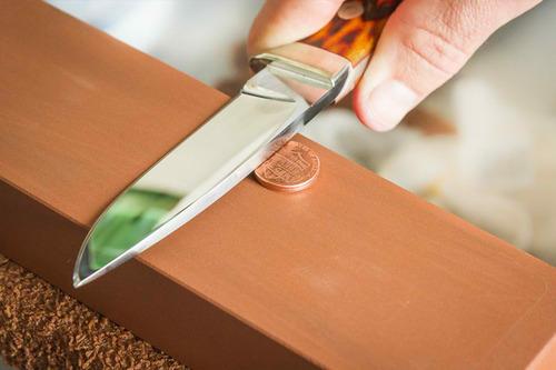 5 хитростей для остроты ножа