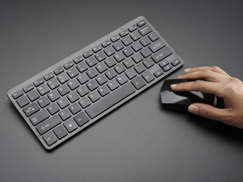 Беспроводная клавиатура опасна для ее владельцев