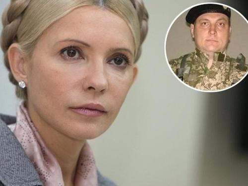 За применение силы к Тимошенко приговорили тюремного инспектора