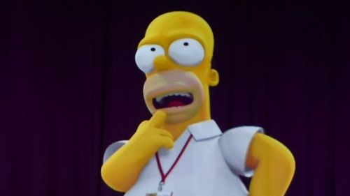 """""""Симпсоны"""" высмеяли Трампа и решили голосовать за Клинтон (ВИДЕО)"""