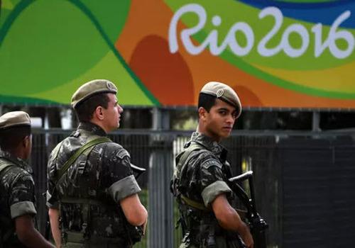 Безопасность олимпиады в Рио