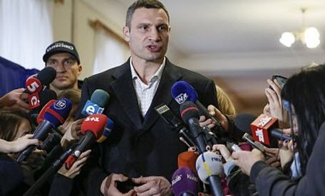Виталий Кличко обвинил во лжи сотрудников «17 канала»